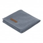 Little Dutch Swaddle Pure Blue  120 x 120