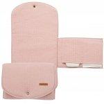 Little Dutch Verschoningsmat Pure Pink 70 x 36 cm