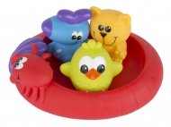 Playgro Splash And Float Friends Fully Sealed