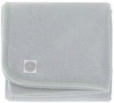 Jollein Wiegdeken Soft Grey   75 x 100 cm