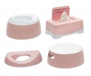 Luma Toilet Trainingsset Cloud Pink