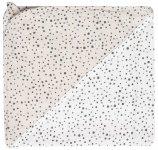 Bébé-Jou Hydrofiele Badcape Fabulous Dots