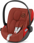 Cybex Cloud Z i-Size Plus Autumn Gold/Burnt Red