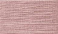 Cottonbaby Ledikantlaken Soft Oudroze  120 x 150 cm