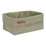 Little Dutch Commodemandje Pure Olive 25 x 15 x 15 cm