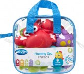 Playgro Floating Sea Friends Fully Sealed