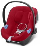 Cybex Aton B i-Size Dynamic Red/Mid Red