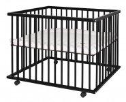 Europe Baby Box Arike II Mat Zwart