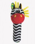 Playgro Jungle Squeaker Zebra