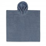 Funnies Poncho Grey/Blue