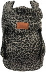 ByKay Click Carrier Classic Furry Leopard Grey