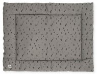 Jollein Boxkleed Spots Storm Grey  80 x 100 cm