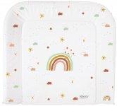 Bebe-Jou Aankleedkussen 72x77 cm Rainbow Sky