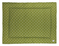 Meyco Boxkleed Double Diamond Avocado 80 x 100 cm