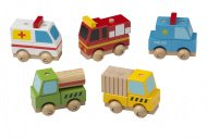Marionette Wooden Toys Vrachtwagen Assorti
