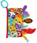 Playgro Tails Of The World Sensory Book