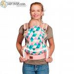 Kinderkraft Baby Carrier Nino Pink