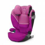Cybex Solution S2 I-Fix River Magnolia Pink/Purple