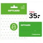 Babydump Giftcard € 35,-