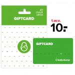 Babydump Giftcard € 10,-