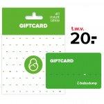 Babydump Giftcard € 20,-