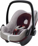 Maxi-Cosi Autostoelhoes Zomer Cool Grey Pebble/Pebble Plus/Rock