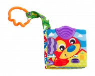 Playgro A Day At The Farm Teether Book
