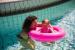 Swim Essentials Exclusive Zwemband Roze (0-1 jaar)