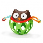 Skip Hop Roll Around Rattle Owl