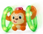 Bright Starts Roll & Glow Monkey