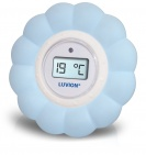 Meer info over Luvion Badthermometer Blauw