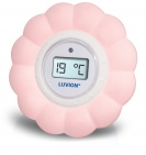 Meer info over Luvion Badthermometer Roze