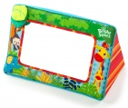 Meer info over Bright Starts Sit & See Safari Floor Mirror