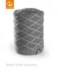 Stokke® Stroller Knitted Blanket Cable Grey