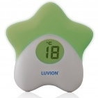 Meer info over Luvion Nachtlamp Thermometer Glowstar