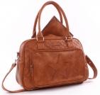 Meer info over Kidzroom Diaperbag Coloured Stars  Chantal Cognac