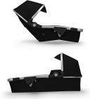 Joolz Geo2 Uitbreidingsset Tailor Black / Zilveren Frame