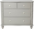 Coming Kids Commode 4 Laden Pebbles Grey