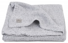 Jollein Wiegdeken Zomer Confetti Knit Grey 75 x 100 cm
