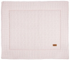 Baby's Only Boxkleed Kabel Classic Roze 80 x 100 cm