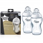 Tommee Tippee Closer To Nature Fles 340ml (2 stuks)