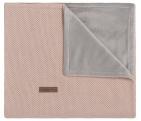 Baby's Only Ledikantdeken Classic Blush 100 x 135 cm