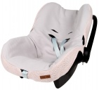Baby's Only Hoes Autostoel Classic Roze