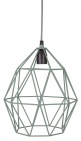 KidsDepot Hanging Lamp Wire Seagreen