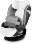 Cybex Autostoelhoes Zomer White Pallas M / Solution M