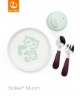 Stokke® Munch Essentials Set Soft Mint