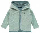 Noppies Vest Haye Grey Mint