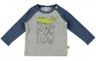 Meer info over Babylook T-Shirt Grey Melee