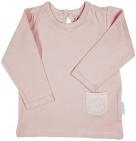 Little Dutch T-Shirt Pocket Pink