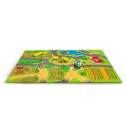 John Deere Country Lanes Playmat And Vehicle